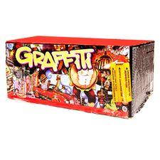 Pyrotechnika Graffiti kompact 88 rán