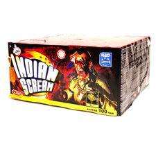 Pyrotechnika Indian cream 100 rán