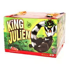 Pyrotechnika King Julien 49 rán