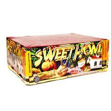 Pyrotechnika Kompakt Sweethome 130 rán