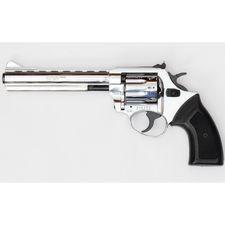 "Revolver Kora 22 LR 6"" lesklý chróm"