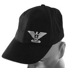 Šiltovka AFG, čierna