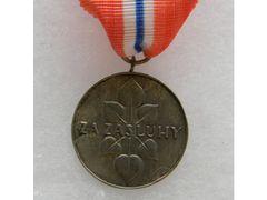 Slovenská medaila za zásluhy