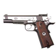 Vzduchová pištoľ Colt Special Combat Classic