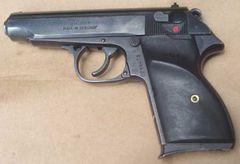 Znehodnotená pištoľ FÉG PA 63 kal.9 Makarov