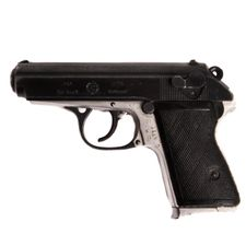 Znehodnotená pištoť FÉG R61
