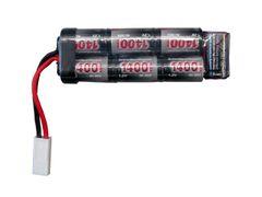 Airsoft batéria 8,4v 1400mAh, mini-U, NiMH