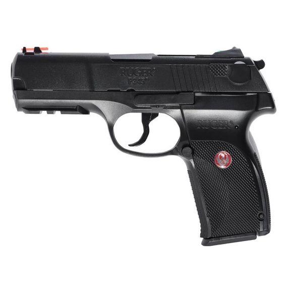 Airsoft pištoľ CO2 Ruger P345 čierna