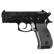 Airsoft pištoľ CZ 75 D compact CO2 6 mm, čierna