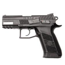 Airsoft pištoľ CZ 75 P07 Duty CO2 kal. 4,5 mm