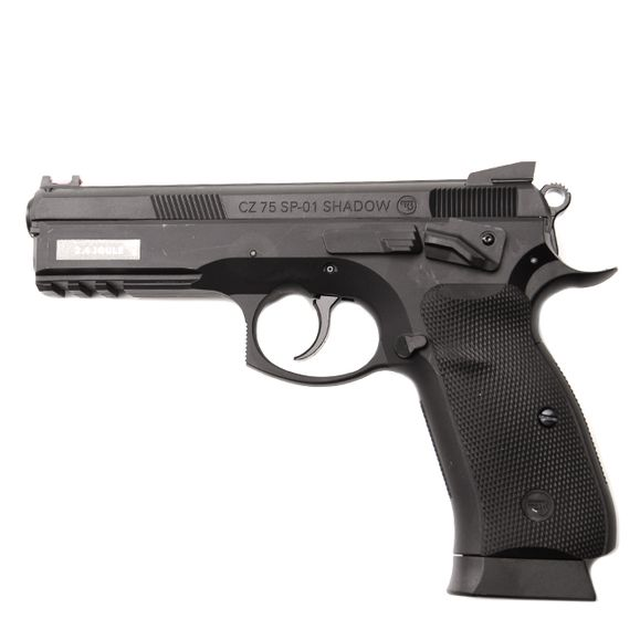 Airsoft pištoľ CZ 75 SP-01 CO2 Shadow kal. 4,5 mm