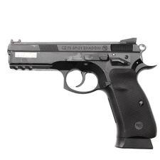 Airsoft pištoľ CZ 75 SP-01 Shadow, pružina kal.6 mm