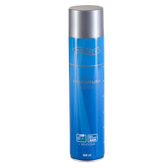 Airsoft plyn Walther Gas 600 ml