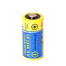 Batéria líthiová CR 123 A - 3 V