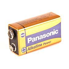 Batéria Panasonic 9V typu 6LR61