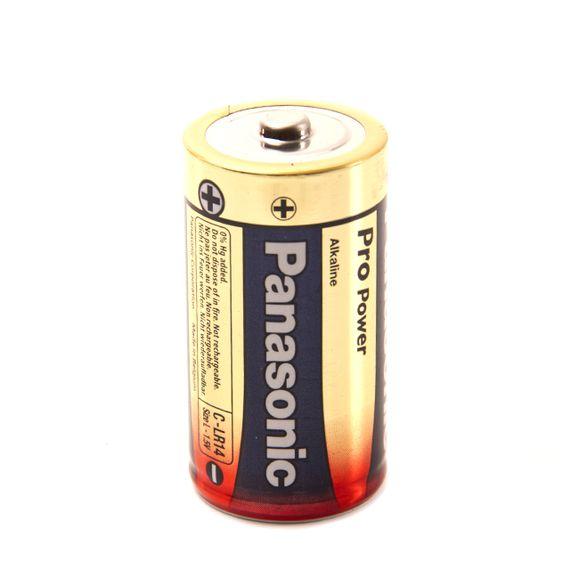 Batéria Panasonic LR14 1,5 V Alkaline, 1 ks