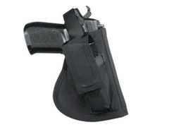 Bočné puzdro na zbraň so zásobníkom Glock 17, pravé