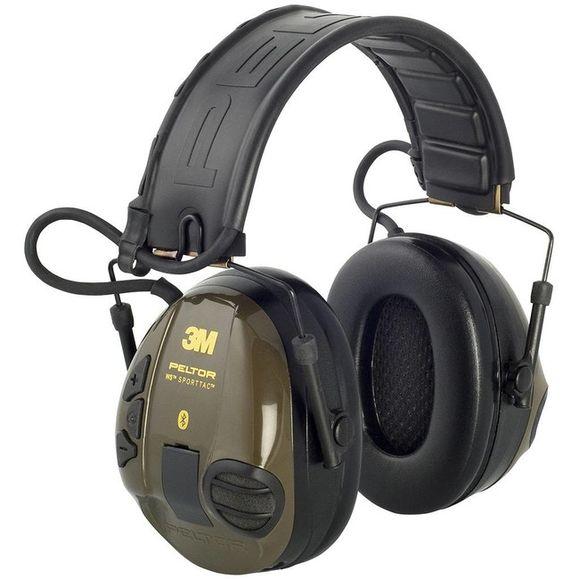 Chrániče sluchu Peltor SportTac WS, zelené