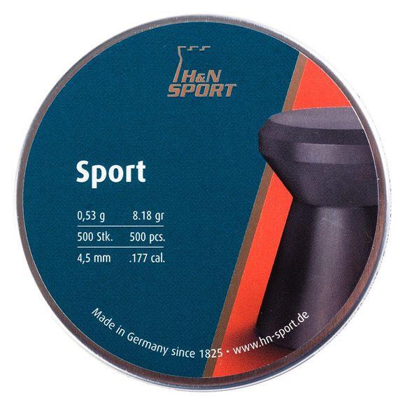 Diabolky Sport kal. 4,5 mm 500 ks