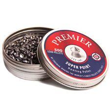 Diabolo Crosman Premier Super Point, 500 ks, kal. 4,5 mm (.177)