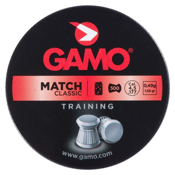 Diabolo Gamo Match 500 ks kal. 4,5 mm