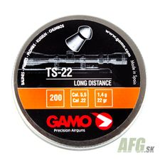 Diabolo Gamo TS-22 200ks kal.5,5mm