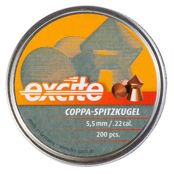 Diabolo HN Excite Copa Spitzkugel, kal. 5,5 mm, 200 ks