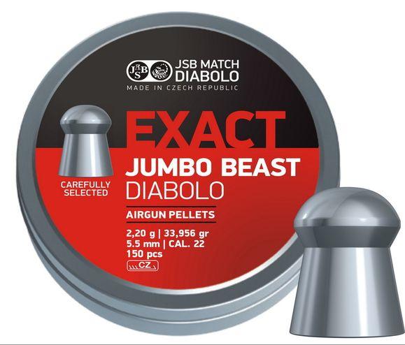 Diabolo JSB Jumbo Beast, kal. 5,52 mm