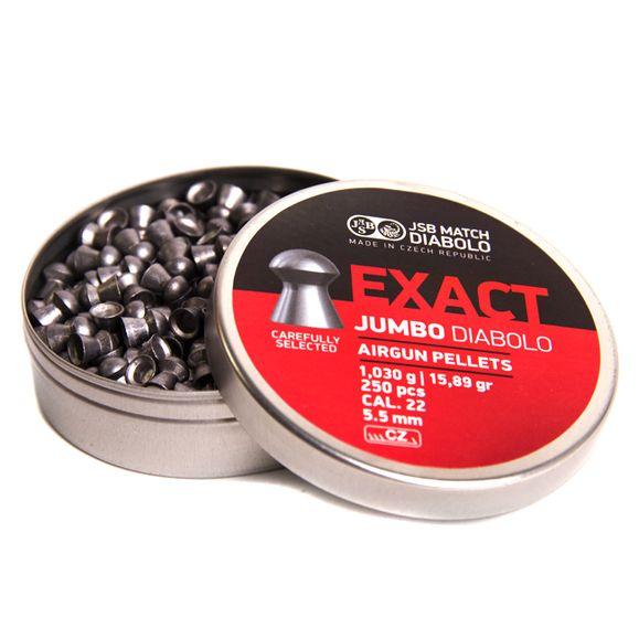 Diabolo JSB Jumbo Exact kal.5,52mm (.22)
