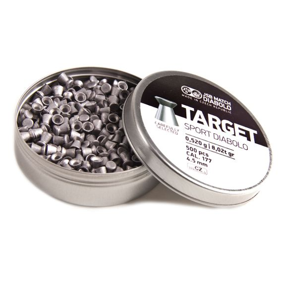 Diabolo JSB Target Sport kal. 4,5 mm (.177)