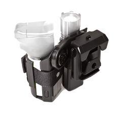 Dvojité plastové otočné puzdro LH-SH-04