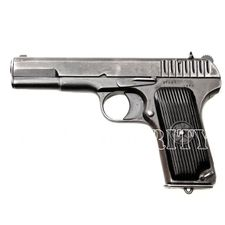 Expanzná pištoľ TT-30 Tokarev, kal. 7,62 x 25 Blank