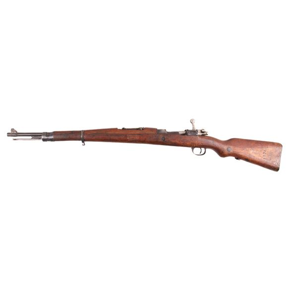 Expanzná puška vz. 24 JUGO kal. 8x57 Blank