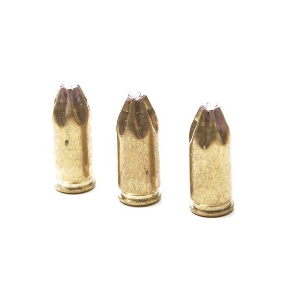 Expanzné strelivo 7,62 x 25 Tokarev /pištoľ/ 100 ks