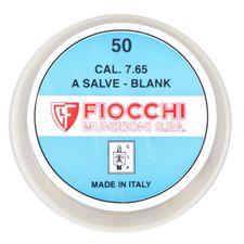 Expanzné strelivo Fiocchi 7.65 brow. Blank