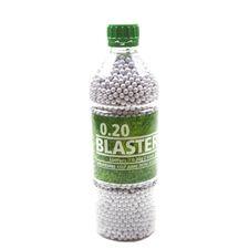 Guľôčky BB, 6 mm, ASG, 0,20 g, plastové, 6000 ks