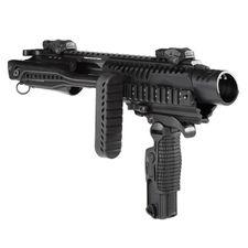 Karabinová konverzia KPOS G2 CZ 75/ P07 Duty