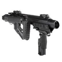 Karabinová konverzia KPOS G2 Delta pre Glock 17, 18,19, 22, 23, Galil pažba