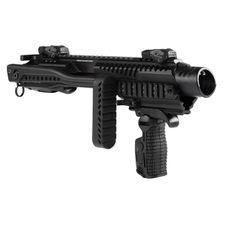 Karabinová konverzia KPOS G2 pre Glock 17, 18,19, 22, 23, štandardná pažba