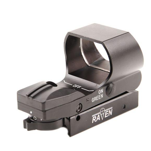 Kolimátor Raven Navy PointSight Red/Green