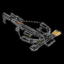 Kuša kladková Accelerator 370 + čierna 185 LB