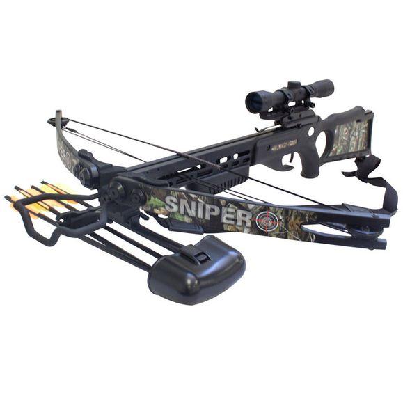 Kuša kladková Xbow Sniper 150 lbs