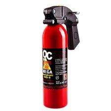 Obranné spreje OC PISTOL GRIP 400 ml
