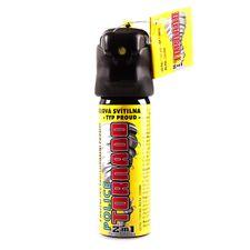 Obranné spreje OC TORNADO so svetlom, 63 ml