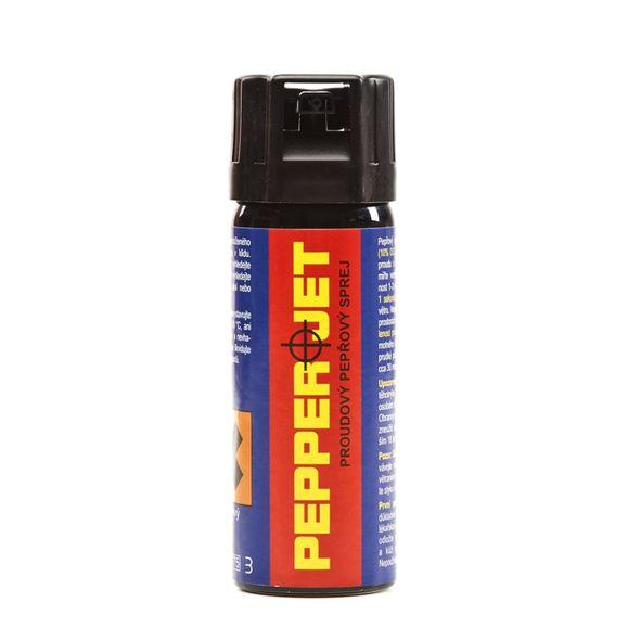Obranné spreje Pepper Jet, 50 ml