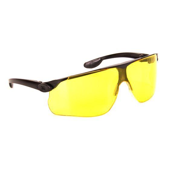 Ochranné okuliare otvorené, žlté