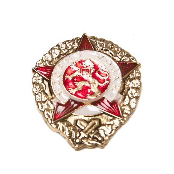 Odznak vzorný vojak