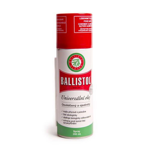 Olej na zbrane Ballistol 200 ml