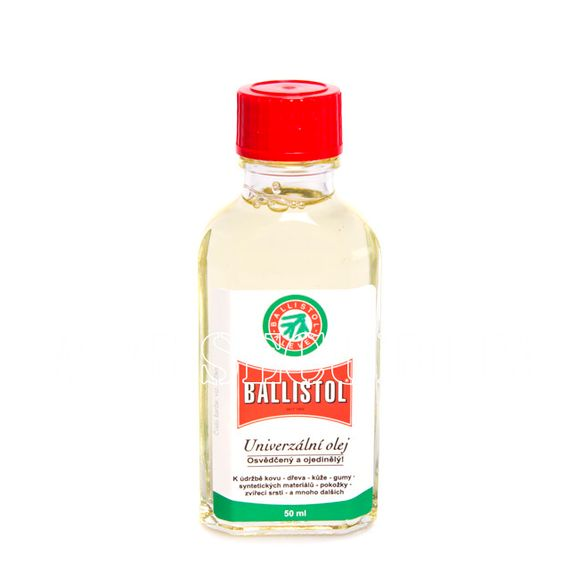 Olej na zbrane Ballistol 50 ml