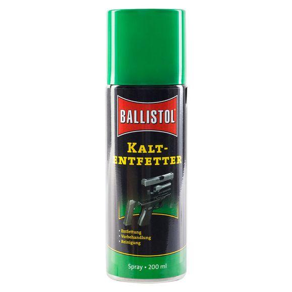 Olej na zbrane Ballistol Kalt-entfetter 200 ml